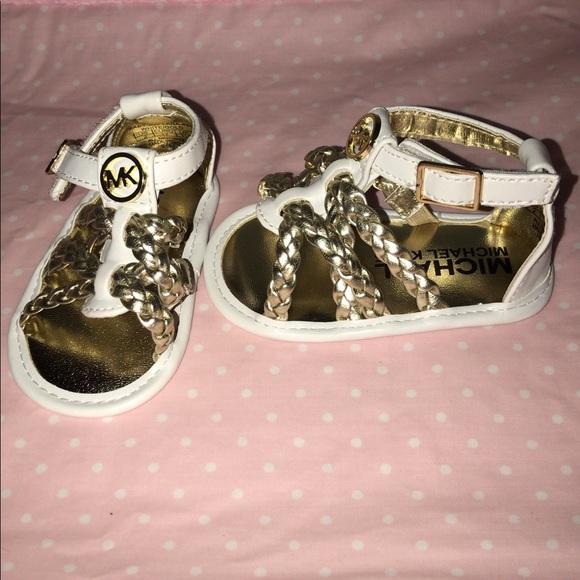 Michael Kors Shoes | Mk Baby Sandals